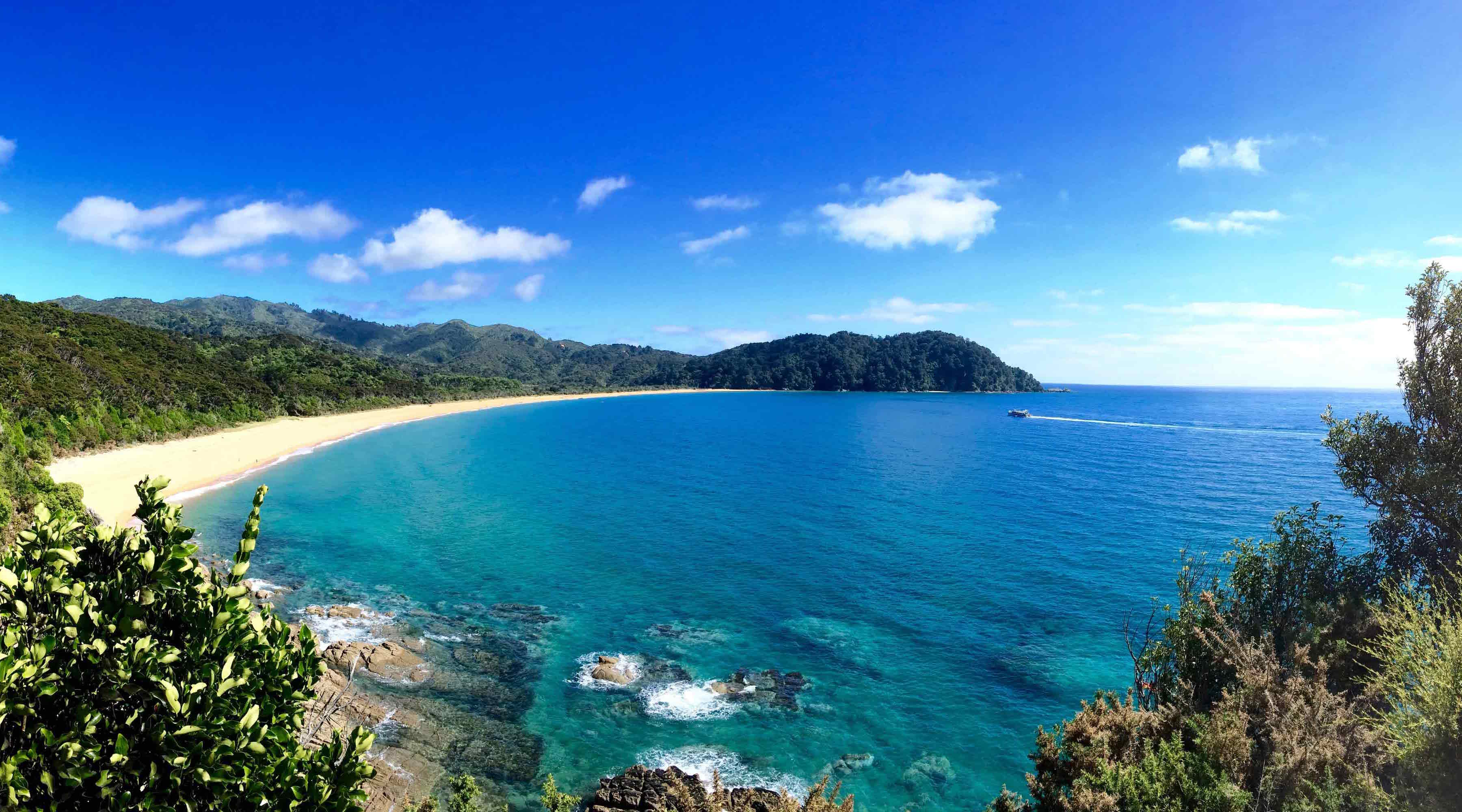 Cruises In The Abel Tasman National Park